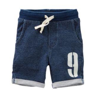 Toddler Boy OshKosh B'gosh® French Terry Roll Cuff Shorts