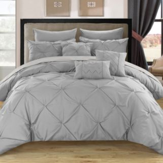 Hannah 8-piece Twin Comforter Set