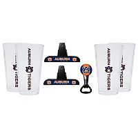Auburn Tigers 7-piece Pint Glass Set