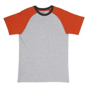 Boys 8-20 French Toast Raglan Tee