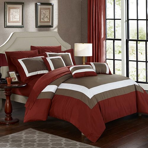 Duke 9-piece Comforter Set