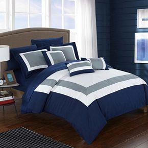 Duke 10-piece Comforter Set