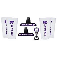 Kansas State Wildcats 7-piece Pint Glass Set