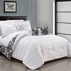 Lea 10-piece Comforter Set