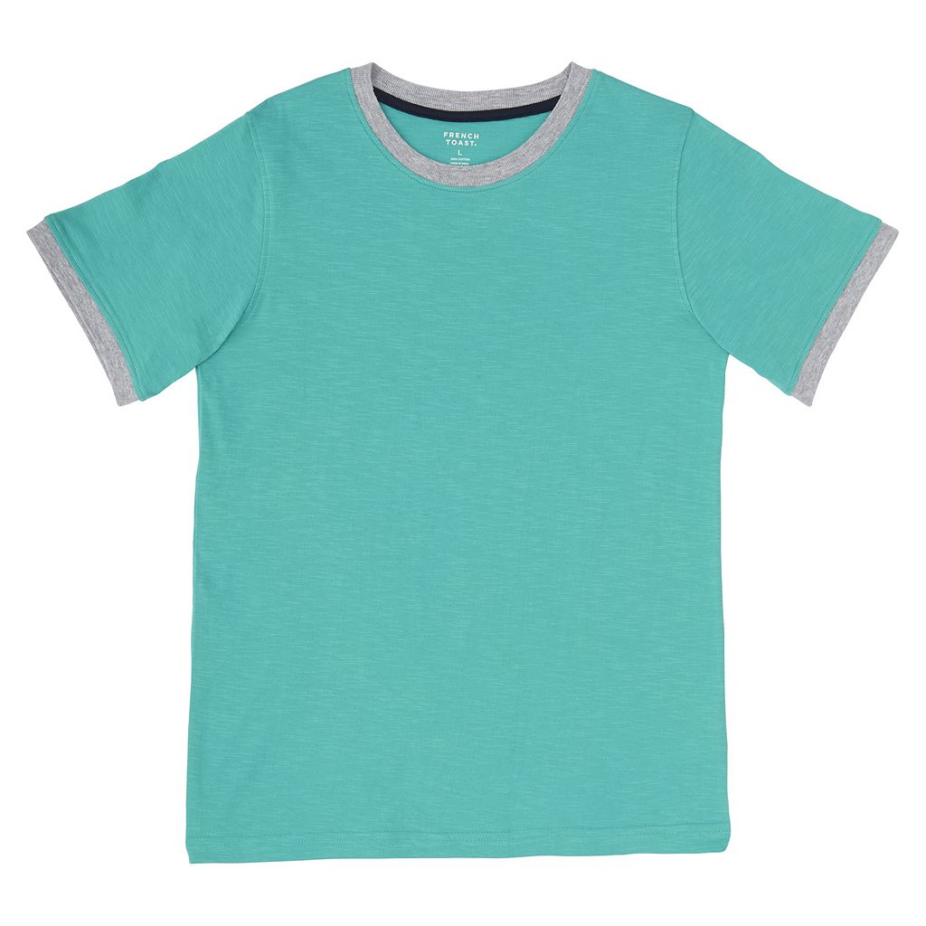 Boys 8-20 French Toast Ringer Tee