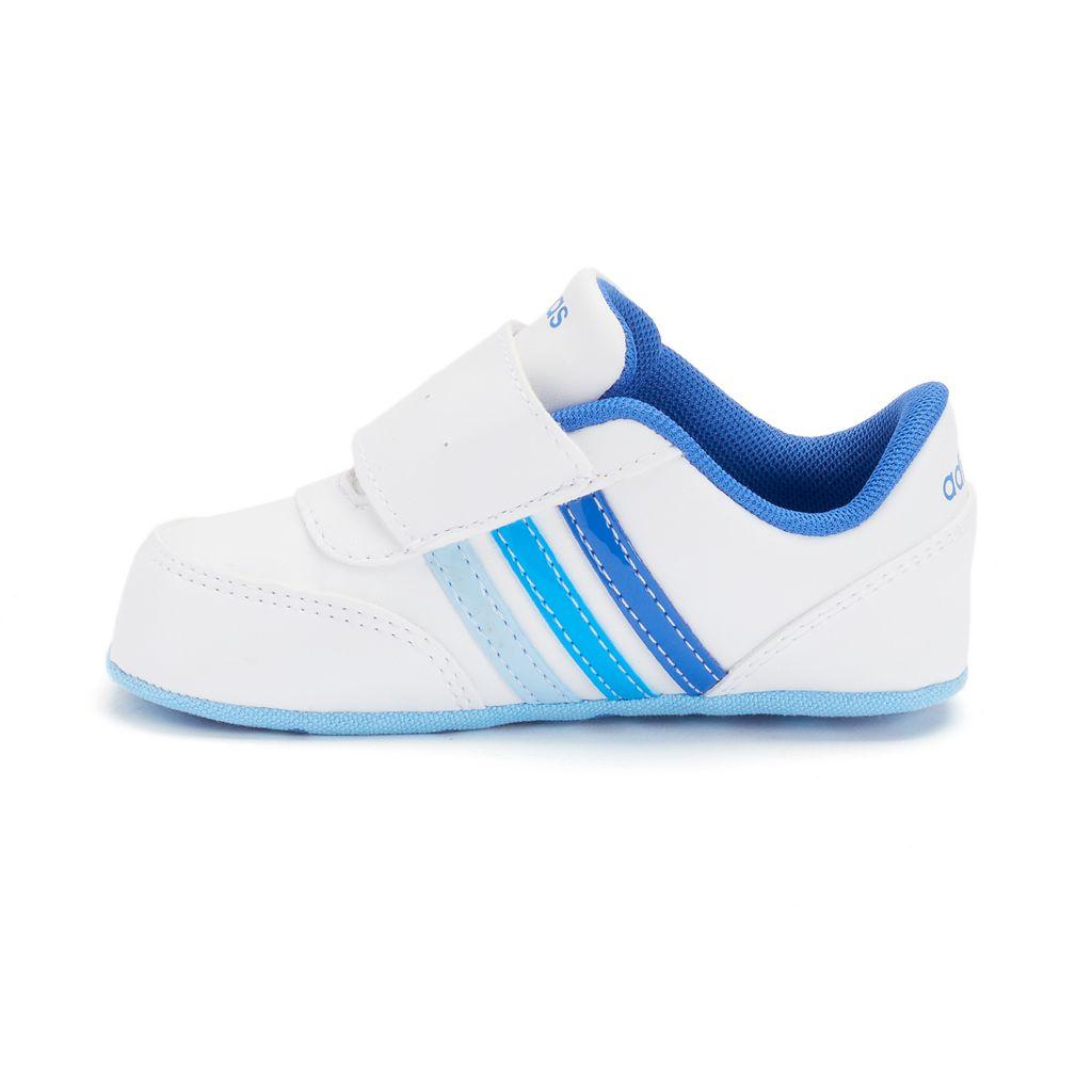 Baby Boys' adidas V Jog Crib Shoes