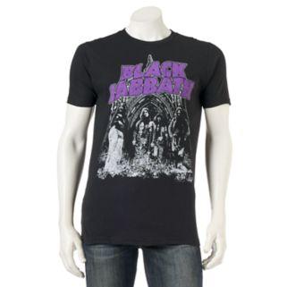 Men's Black Sabbath Tee