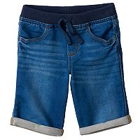 Boys 4-7x SONOMA Goods for Life™ Rolled-Cuff Denim Shorts