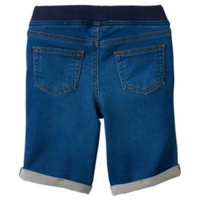 Boys 4-7x SONOMA Goods for Life? Rolled-Cuff Denim Shorts