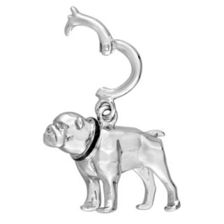 Laura Ashley Great Britain Collection Sterling Silver Dog Charm