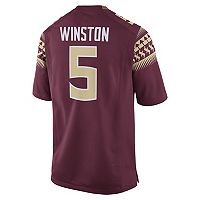 Men's Nike Florida State Seminoles Jameis Winston Alumni Replica Jersey