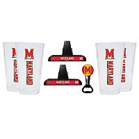 Maryland Terrapins 7-piece Pint Glass Set