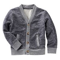 Toddler Boy OshKosh B'gosh® French Terry Cardigan
