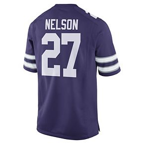 Men's Nike Kansas State Wildcats Jordy Nelson Alumni Replica Jersey
