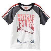 Toddler Boy OshKosh B'gosh® Raglan Short Sleeve