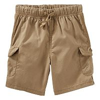 Toddler Boy OshKosh B'gosh® Drawstring Cargo Shorts