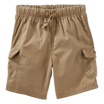 Toddler Boy OshKosh B'gosh® Drawstring Cargo Shorts