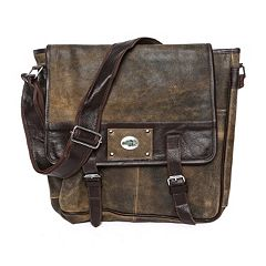 North Dakota State Bison Executive Messenger Bag