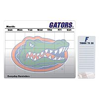 Florida Gators Dry Erase Calendar & To-Do List Pad Set