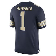 Men's Nike Pitt Panthers Larry Fitzgerald Alumni Replica Jersey