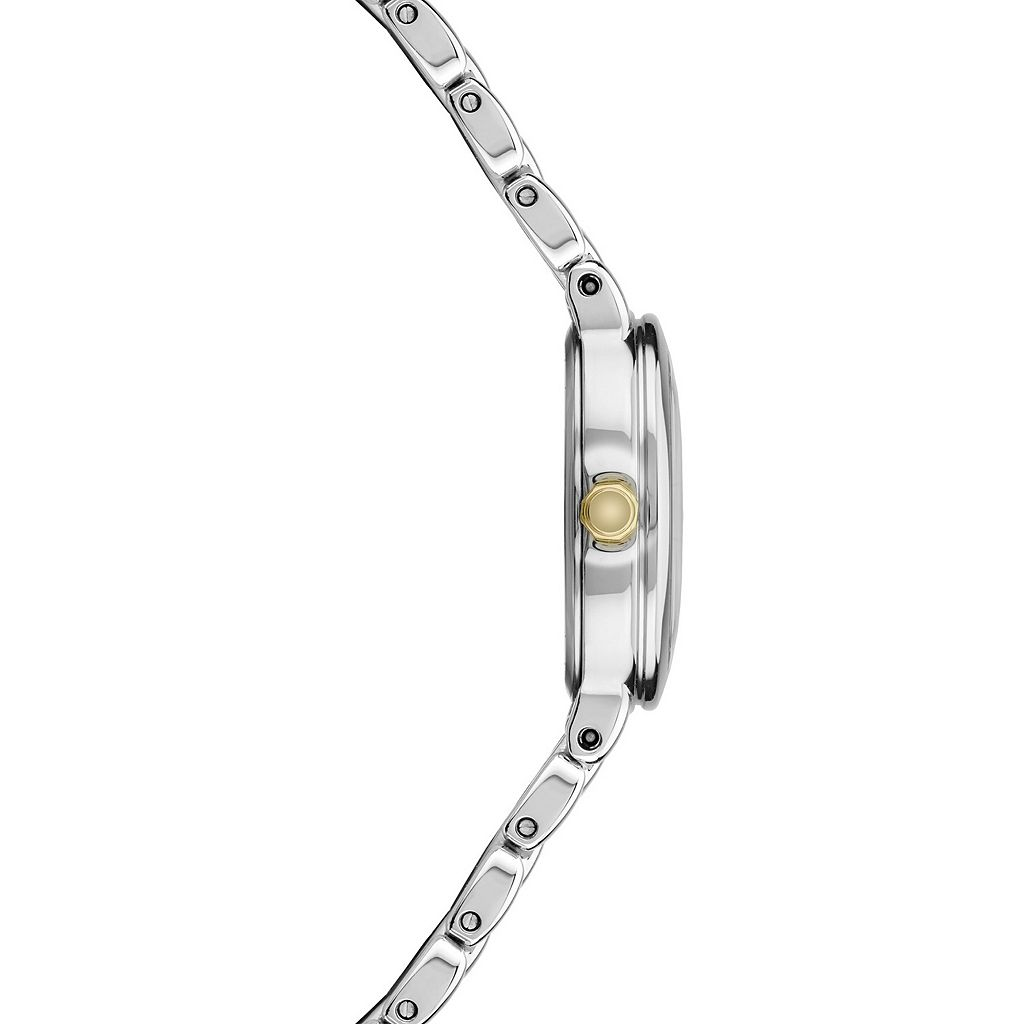 Seiko Women's Stainless Steel Solar Watch