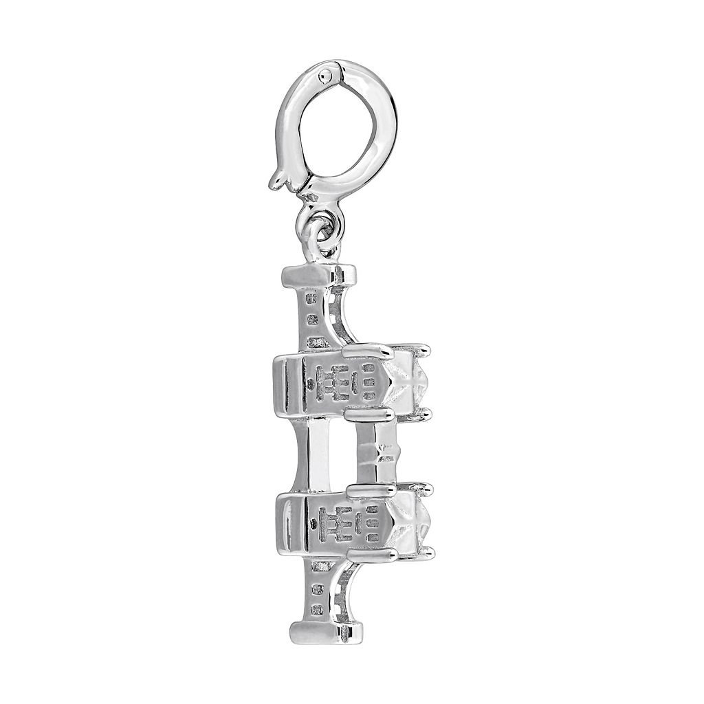Laura Ashley Great Britain Collection Sterling Silver London Bridge Charm
