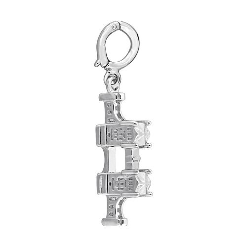 Laura Ashley Lifestyles Great Britain Collection Sterling Silver London Bridge Charm