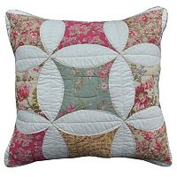 Always Home Mae Square Throw Pillow