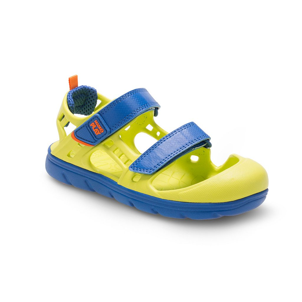 Stride Rite Made 2 Play Phibian Toddler Boys' Sandals