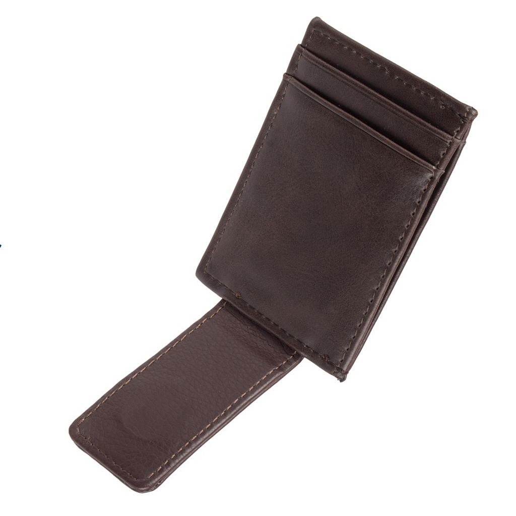 Men's Dockers RFID-Blocking Magnetic Front-Pocket Wallet