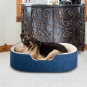 Paus Orthopedic Jacquard Nest Pet Bed