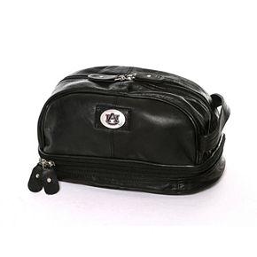 Auburn Tigers Deluxe Bottom-Zip Shave Kit