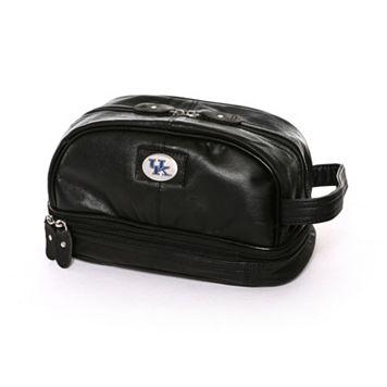 Kentucky Wildcats Deluxe Bottom-Zip Shave Kit