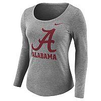 Women's Nike Alabama Crimson Tide Logo Tee