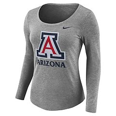 Women's Nike Arizona Wildcats Logo Tee