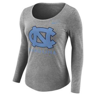 Women's Nike North Carolina Tar Heels Logo Tee