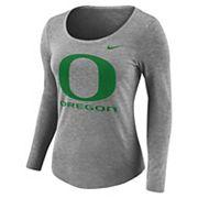 Women's Nike Oregon Ducks Logo Tee