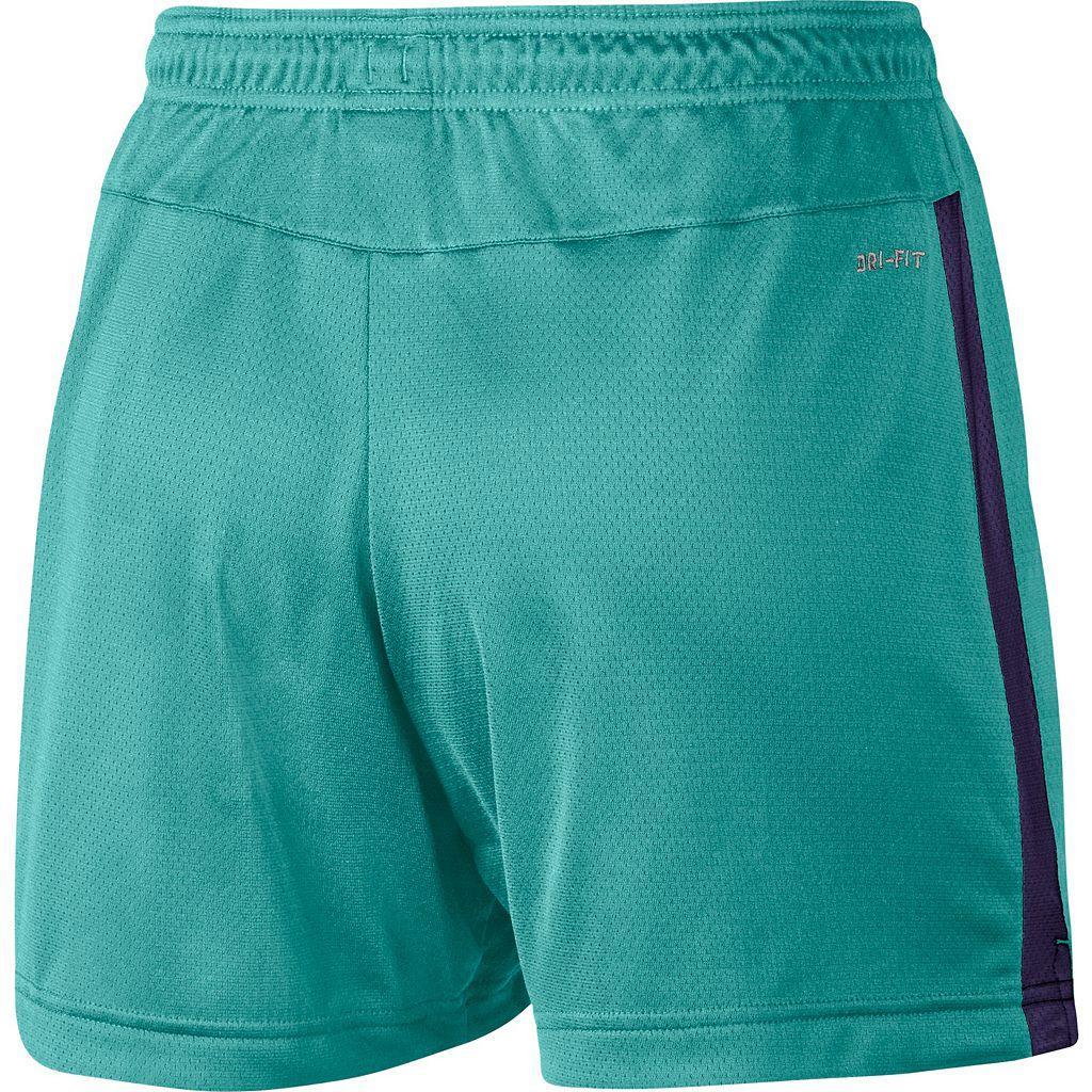 Women's Nike Dri-FIT Academy Mesh Knit Soccer Shorts