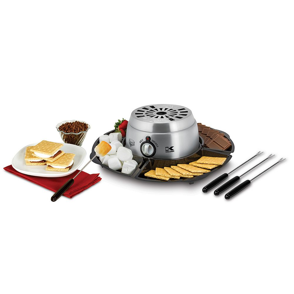 Kalorik 2-in-1 S'mores Maker
