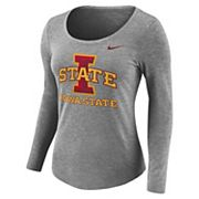 Women's Nike Iowa State Cyclones Logo Tee