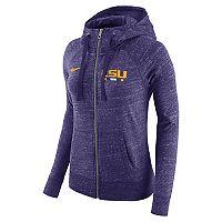 Women's Nike LSU Tigers Gym Vintage Hoodie