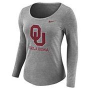 Women's Nike Oklahoma Sooners Logo Tee