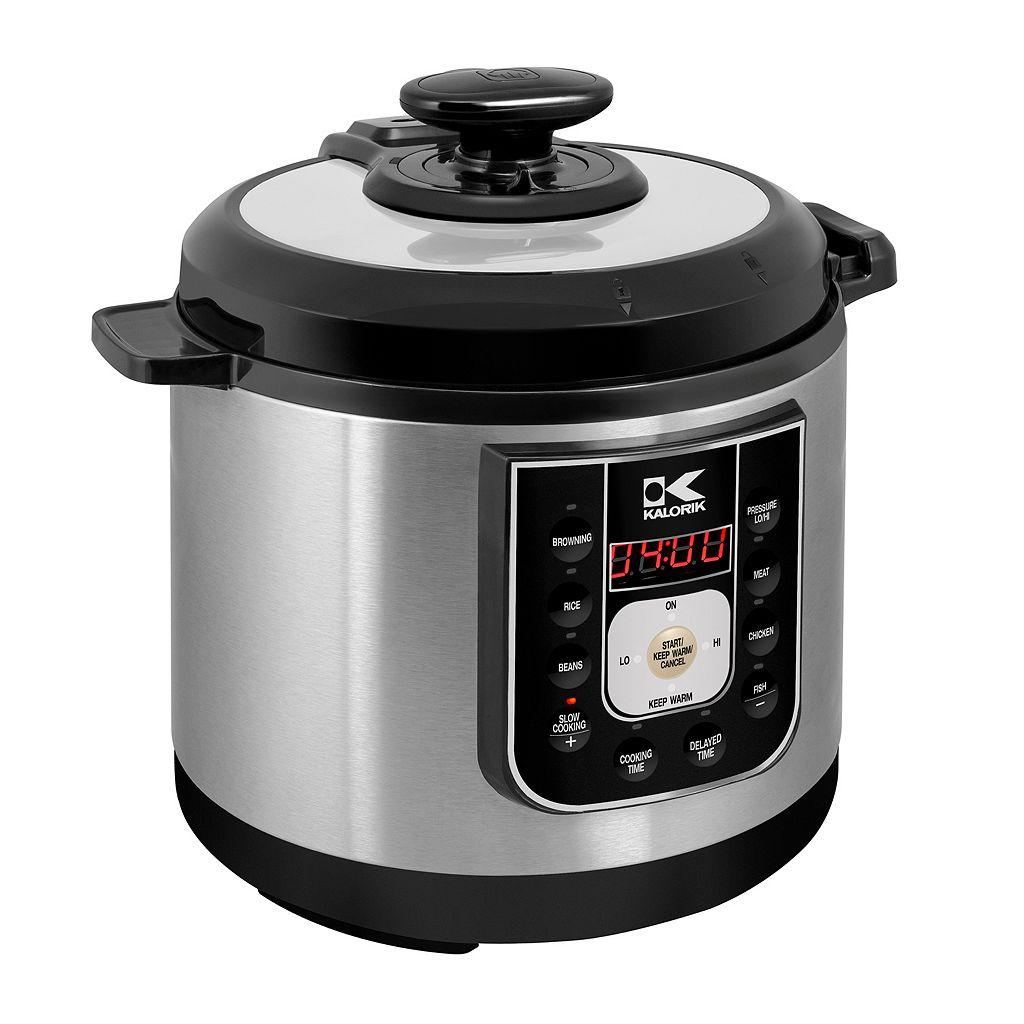 Kalorik Perfect Sear Pressure Cooker