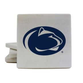 Penn State Nittany Lions 4-Piece Marble Coaster Set