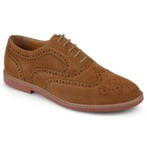 Vance Co. Lantz Men's Wingtip Dress Shoes