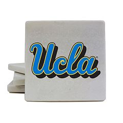 UCLA Bruins 4-Piece Marble Coaster Set