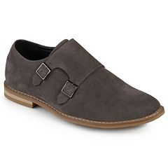 Vance Co. Isaac Men's Monk Strap Dress Shoes