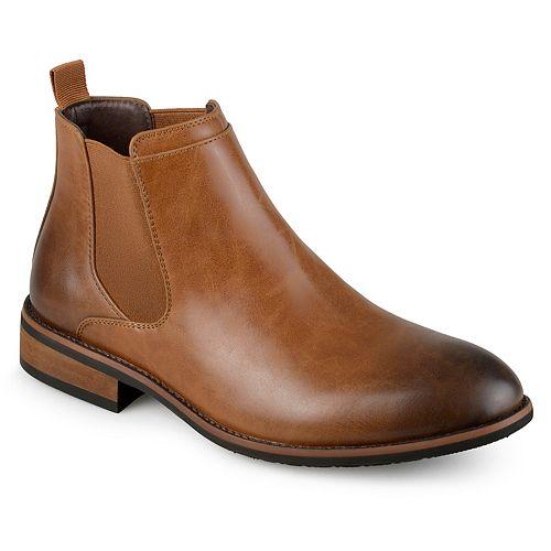 Vance Co. Landon Men's Chelsea Boots