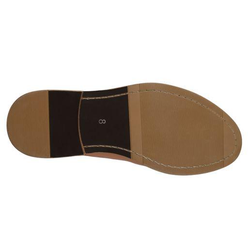 Vance Co. Wayne Men's Monk Strap Dress Shoes