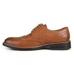 Vance Co. Butch Men's Wingtip Dress Shoes